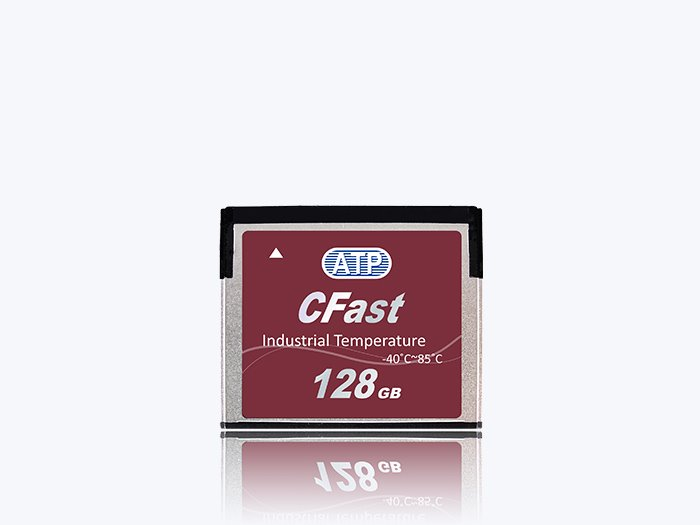 Industrial CFast cards