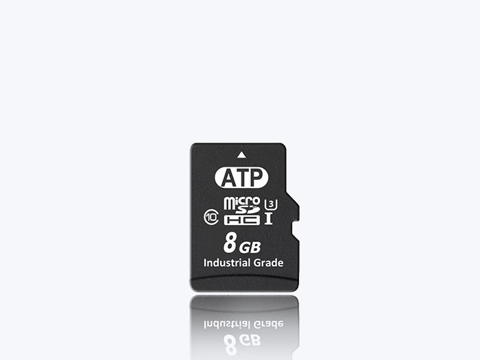 Industrial microSD cards