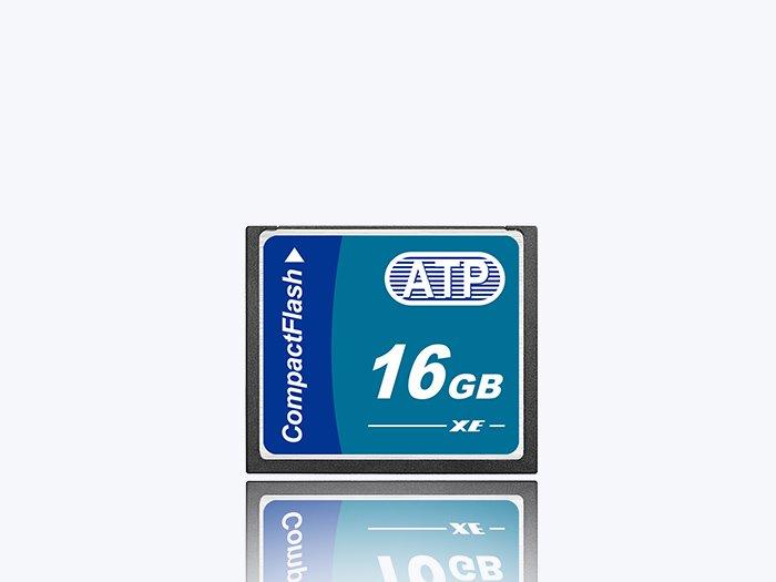 CompactFlash Industrial grade