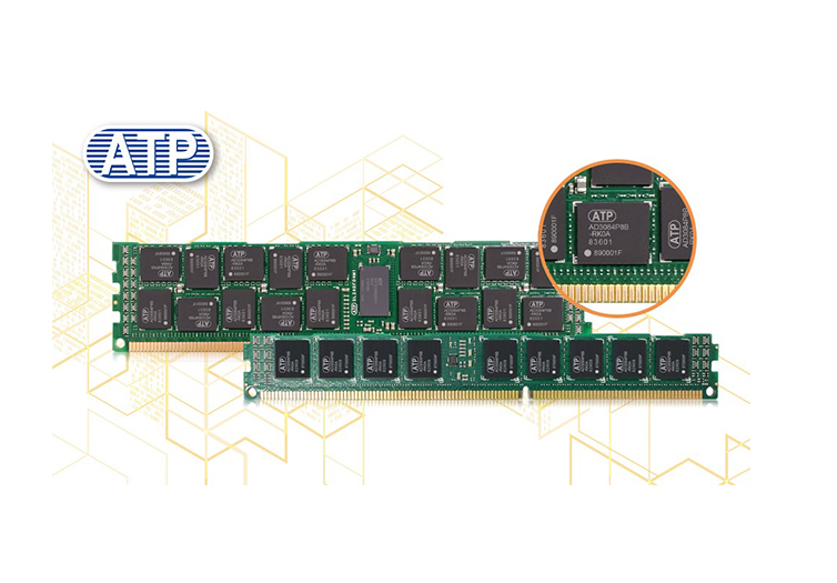 DDR3 8 Gbit Components and Modules
