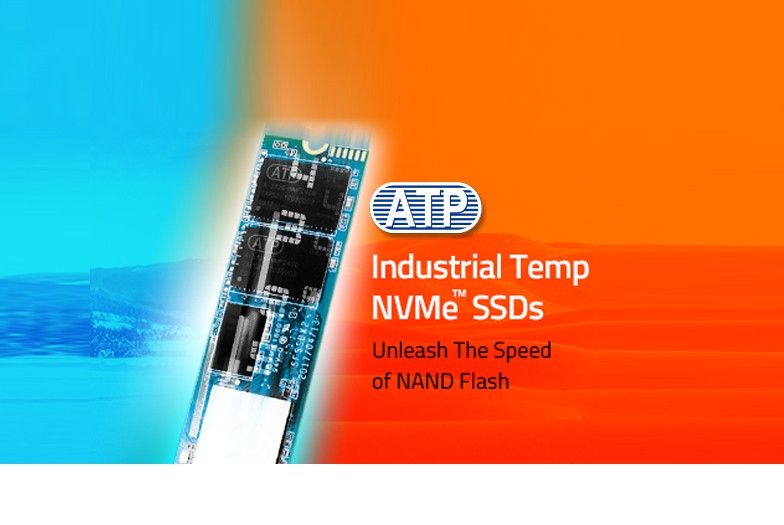 ATP NVMe™ M 2 SSDs with Wide Temp Deliver Reliable