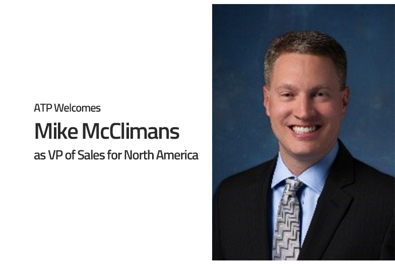 Mike McClimans VP of sales ATP Electronics