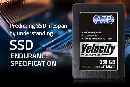 SSD endurance