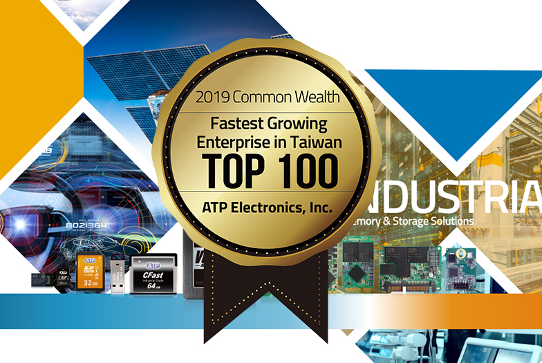 ATP has been named among the Top 100 Fastest Growing Companies