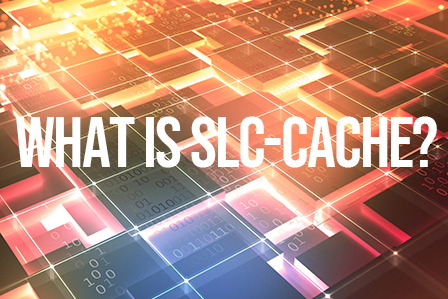 SLC-cache