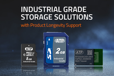 industrial grade microSD cards