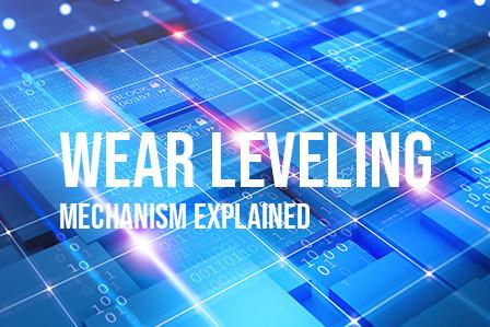 SSD wear leveling