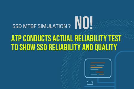 SSD MTBF