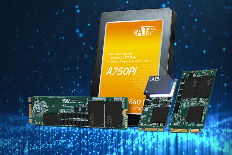 Industrial SSDs